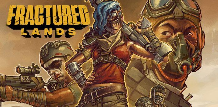 Fractured Lands 00