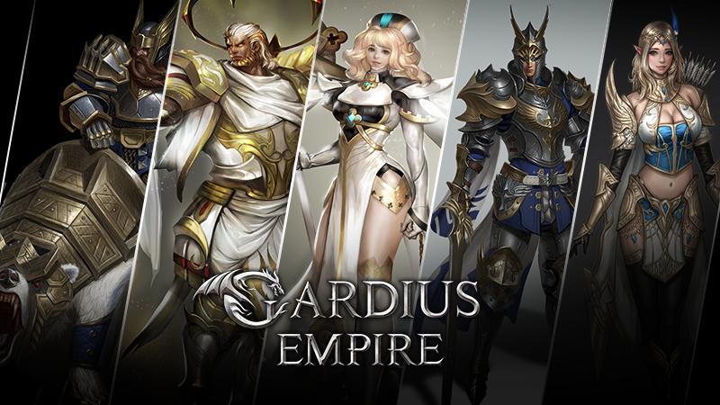 Gardius Empire เกมมือถือ RPG ตัวใหม่เปิดให้เล่นแล้ววันนี้