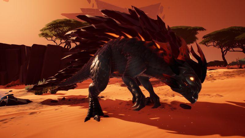Dauntless เผยเทคนิคพิชิต Hellion ไดโนเสาร์ไฟสุดโหด