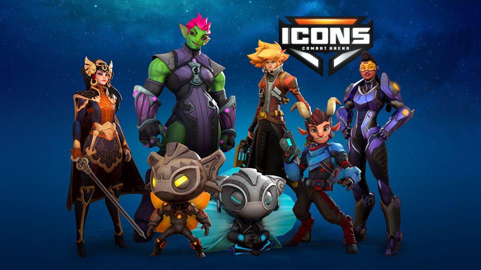 Icons Combat Arena 2852018 0