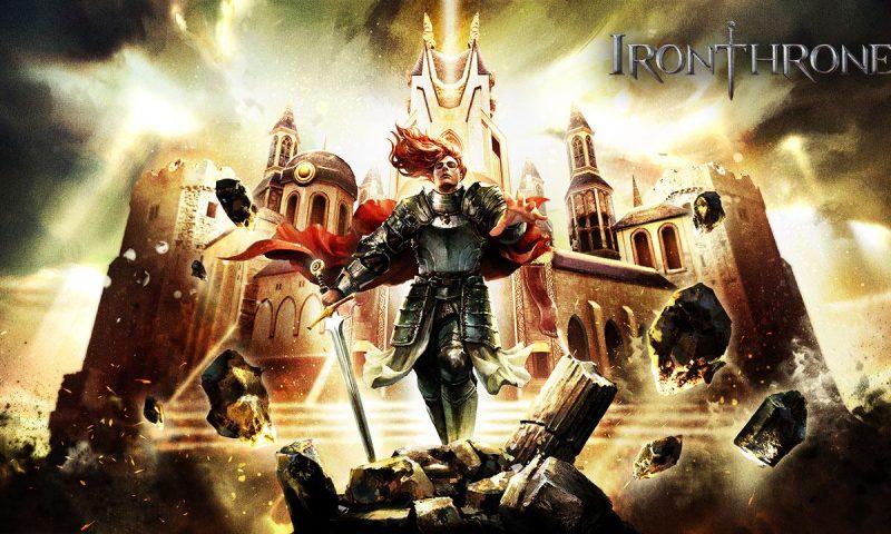 Iron thorne เกมวางกลยุทธ์แนว MMO เปิดศึกชิงบัลลังก์ 16 พค. นี้