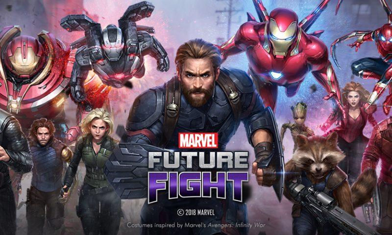 MARVEL FUTURE FIGHT เปิดศึกสงคราม INFINITY WAR  อีกครั้ง