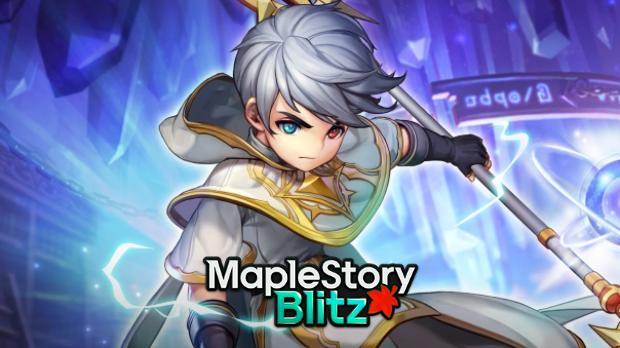 MapleStory Blitz ตัวละครใหม่สุดเท่ ลูมินัส ผู้พิทักษ์แห่งความสมดุล