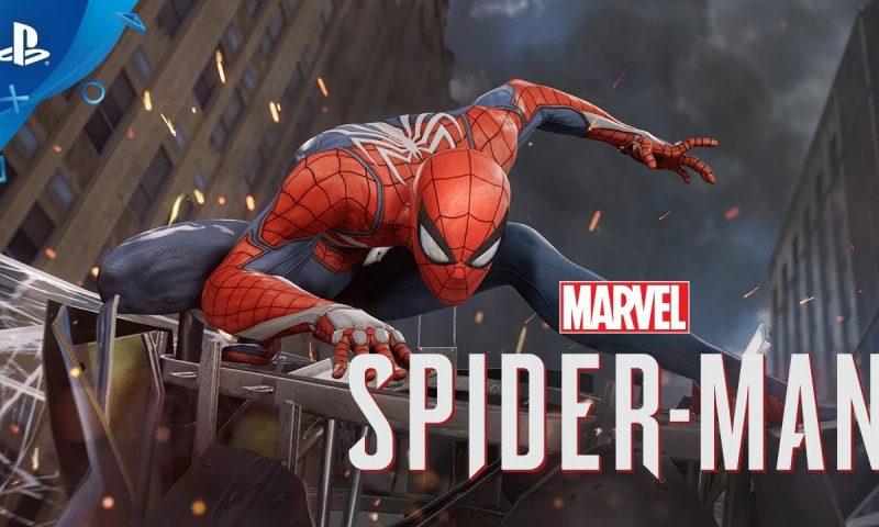 แฟนเฮ Marvel's Spider-Man เตรียมเปิดขายบน PS4 กันยายนนี้