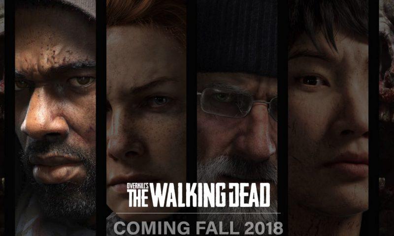 เกมยิง Co-op ธีมซอมบี้ Overkill's The Walking Dead เผยตัวละครสไนเปอร์