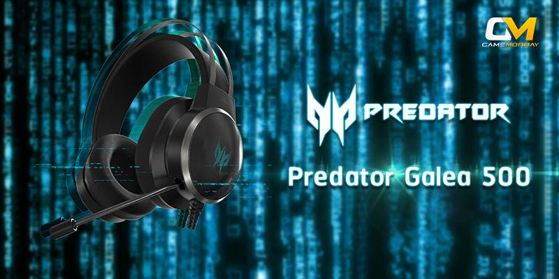 รีวิว Predator Galea 500 หูฟัง Gaming Gear ขั้นเทพตัวเดียวจบ