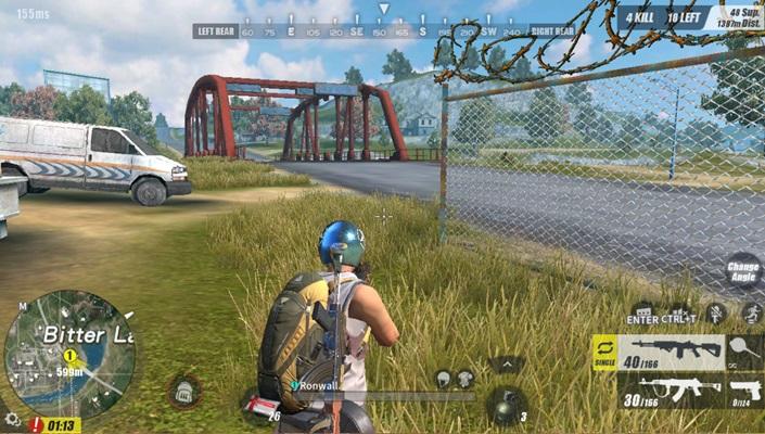 รีวิวเกม Rules Of Survival PC เกมแนวพับจีเล่นฟรี สเปคคอม