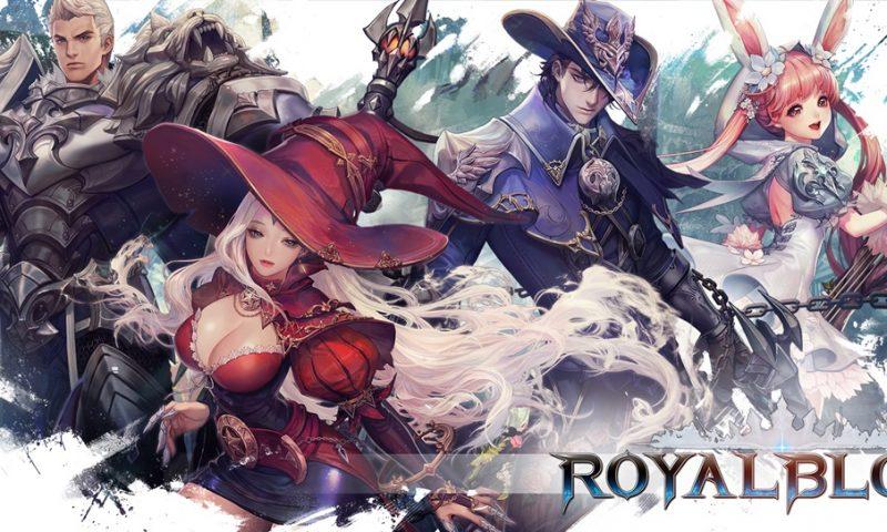 Royal Blood จับมือ Google Play เปิดลงทะเบียนล่วงหน้า รับรางวัลฟรี 2 ต่อ