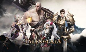 Tales of Gaia เกมมือถือ MMORPG กราฟิกเทพลงสโตร์ไทยให้มันส์แล้ว