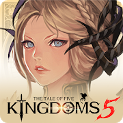 The Tale of Five Kingdoms icon