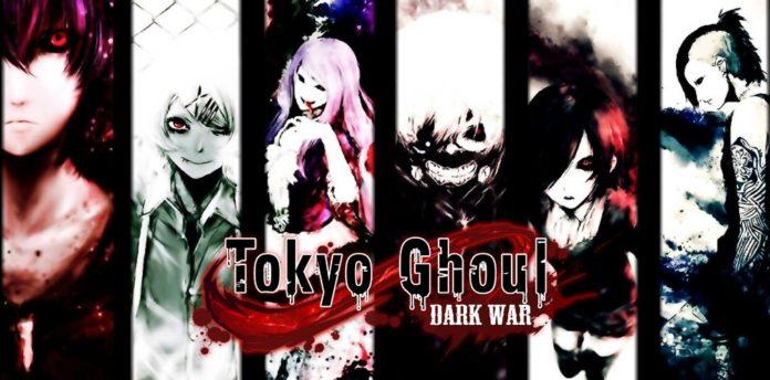 เปิดโกลบอลแล้ว Tokyo Ghoul: Dark War เกม RPG สุดมันส์ลูกผสม MOBA