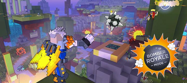 Trove เปิดโหมด Battle Royale วางระเบิดสไตล์ Bomberman