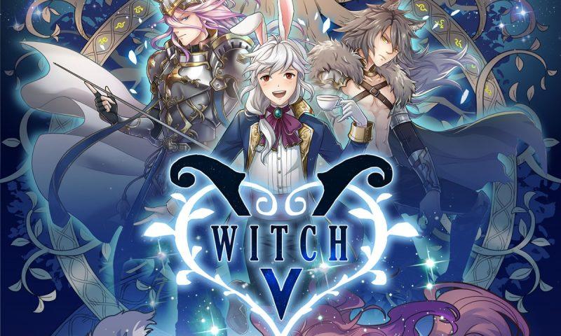 น่าเล่นมั้ยหล่ะ V Witch เกมมือถือสาย Otome ฝีมือคนไทย