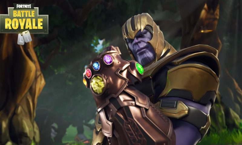 น่าเล่นมากมาย Fortnite อวดตัวอย่างใหม่โหมด Avengers: Infinity War