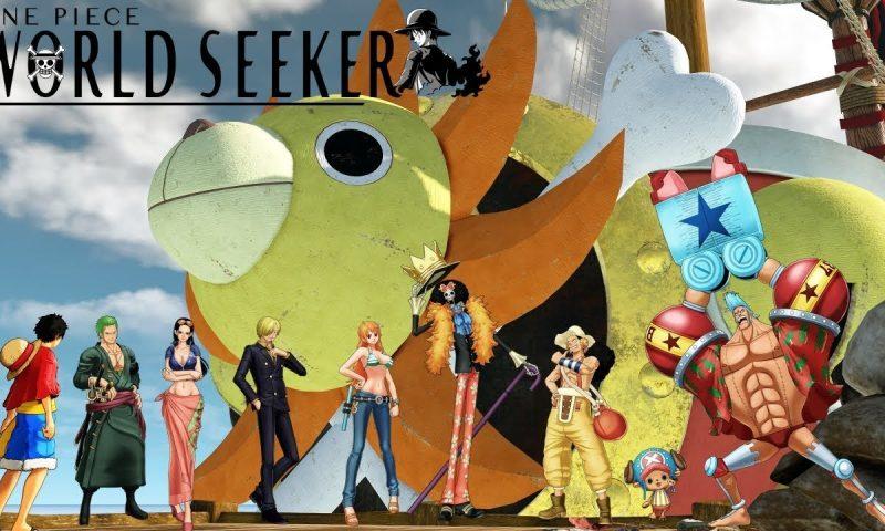 อวด Trailer ตัวใหม่ One Piece: World Seeker พาตะลุยเกาะนักโทษ