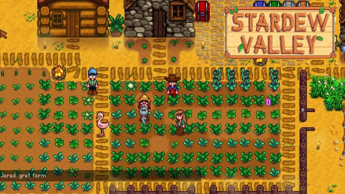 stardew valley screenshots