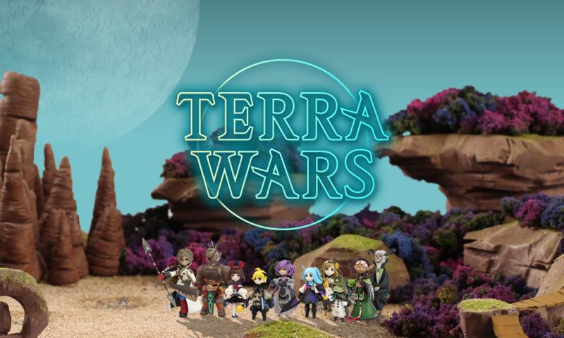 Terra Wars เปิดลงทะเบียนรอบ Beta ถึงปลายเดือนพฤษภาคม