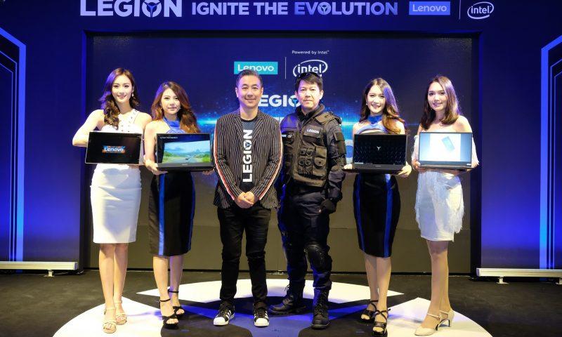 อยากได้เลย Lenovo เปิดตัวโน๊ตบุ๊คเกมมิ่งตัวใหม่ล่าสุดเอาใจเกมเมอร์