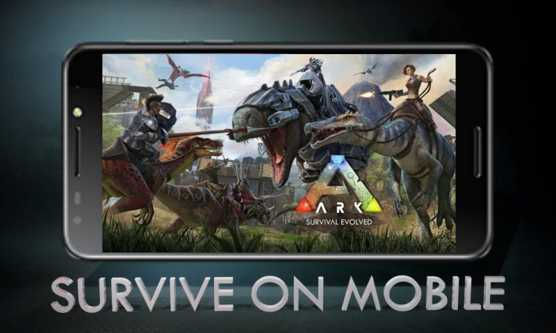 มาตามนัด ARK: Survival Evolved เปิดโหลดผ่านสโตร์โกลบอล