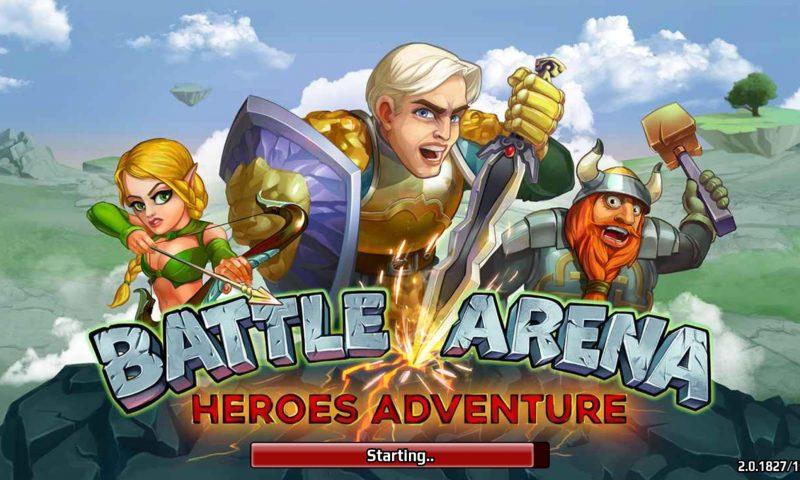 แท็คติกใครเจ๋งมา Battle Arena: Heroes Adventure ท้าไขว้ทุกสโตร์วันนี้