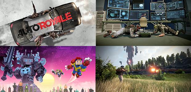 5 เกมออนไลน์แนว Battle Royale โหลดเล่นฟรีบน Steam