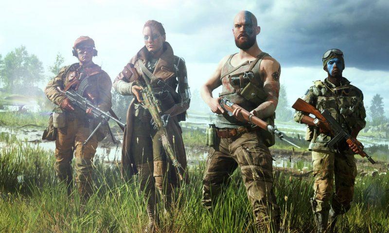 โดดร่มมั้ย Battlefield 5 แง้มโหมด Airborne ตามกระแสนิยม