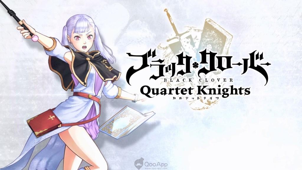 Black Clover Quartet Knights Noelle