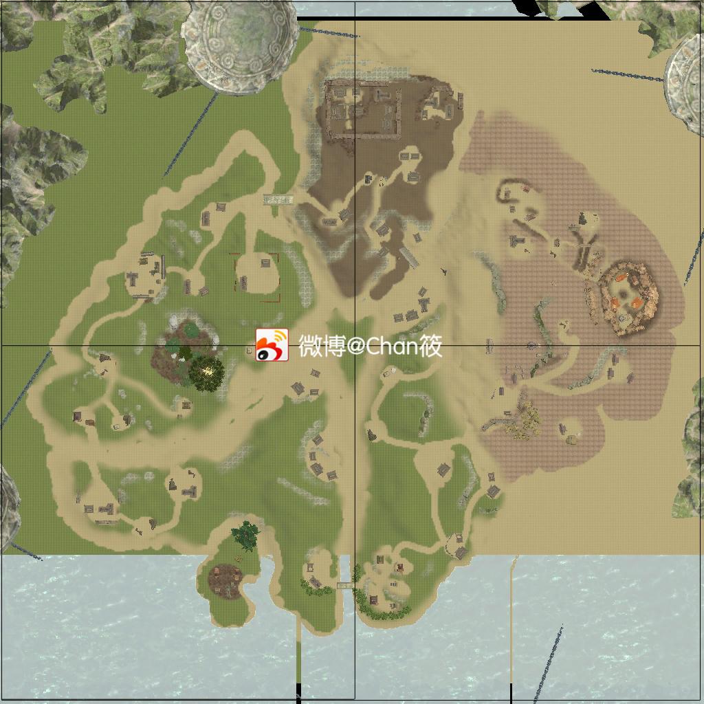Blade Soul Battle royale map teaser