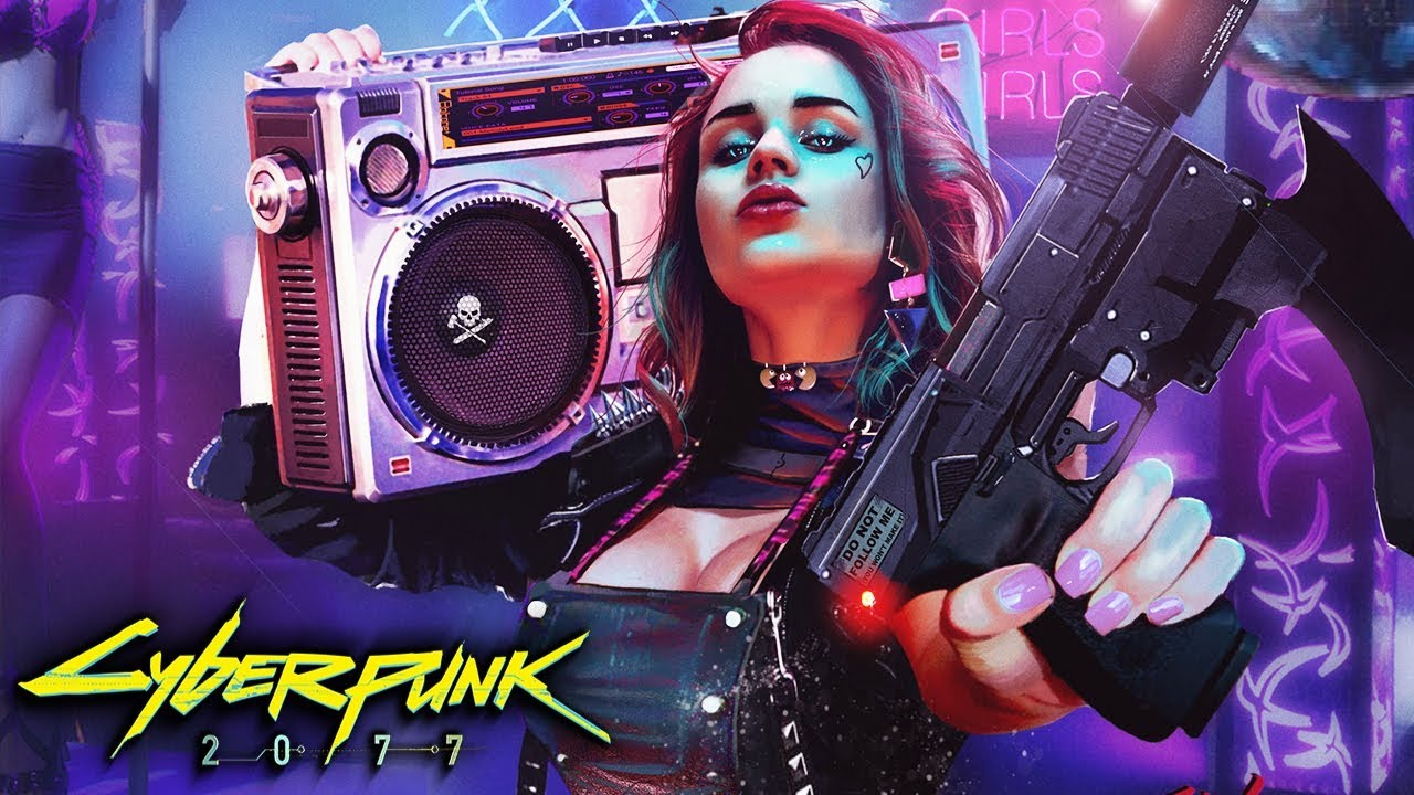 Cyberpunk 2077 E3 2018 1262018