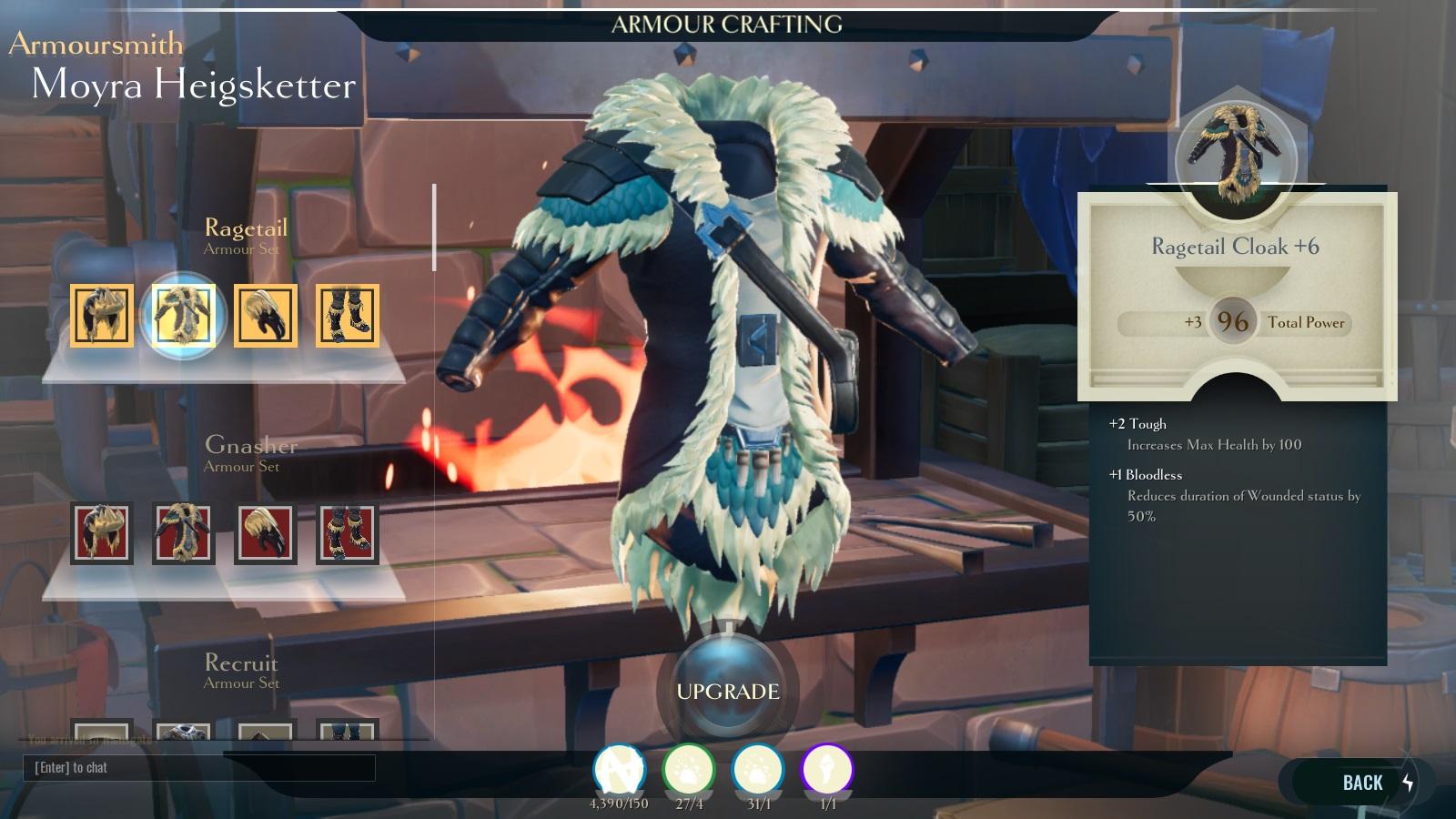 Dauntless axe 762018 03