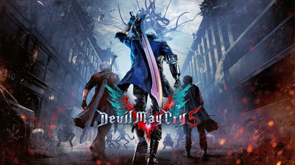 Devil May Cry 5 E3 20181262018