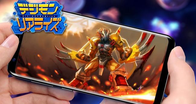 ดีใจยิ่งกว่าอังกฤษเข้ารอบก็นี่ไง Digimon ReArise ลงสโตร์แล้วนั่นเอง