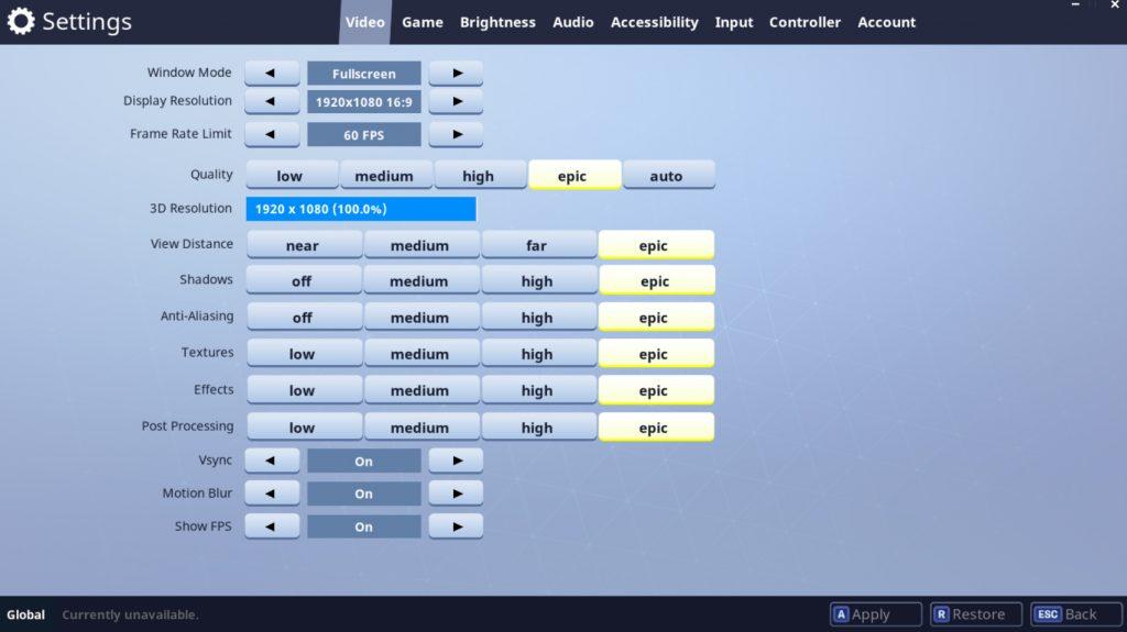 Fortnite setting guide 2618 01