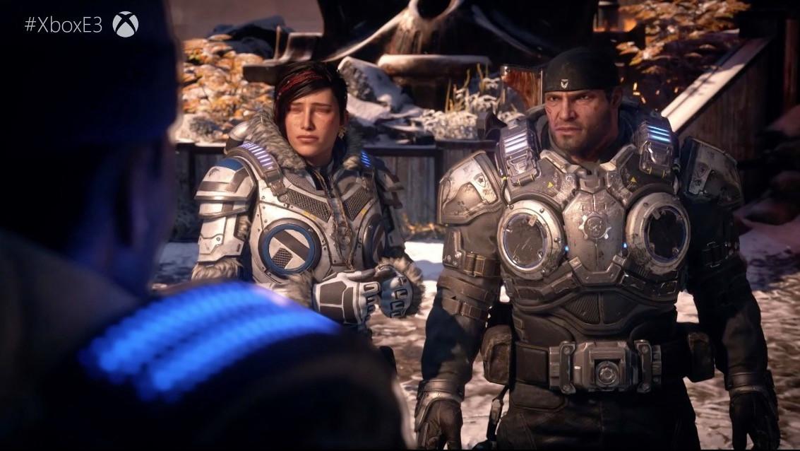 Gears of War 5 E3 2018 1262018