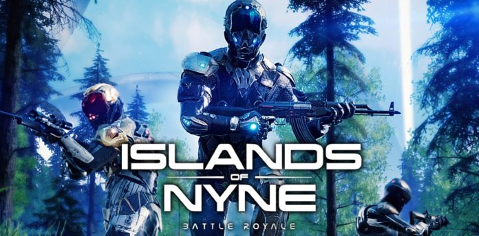 Islands of Nyne เกมยิง Battle Royale สุดไซไฟ กราฟิกแรงจี๊ดได้ใจ