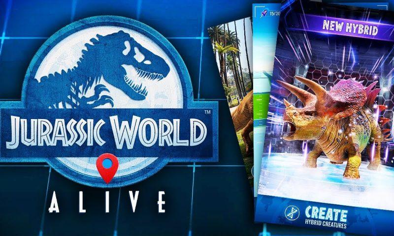Jurassic World : Alive สาย Speed ห้ามพลาดแนะนำ 5 อันดับไดโนสาย Speed ที่เร็วที่สุดในเกม