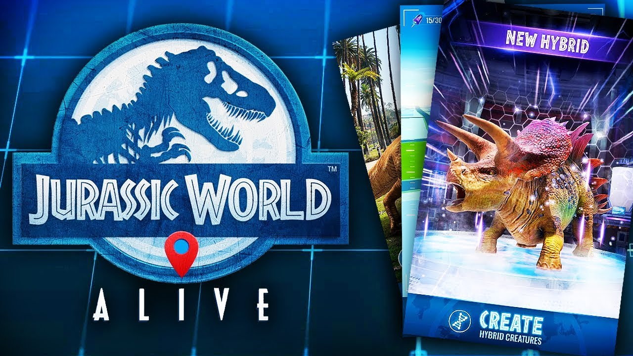 Jurassic World Alive 2262018 01