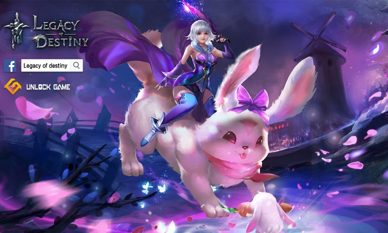 Legacy of Destiny เกมมือถือแนว MMORPG เตรียมเปิดตัวที่ไทย