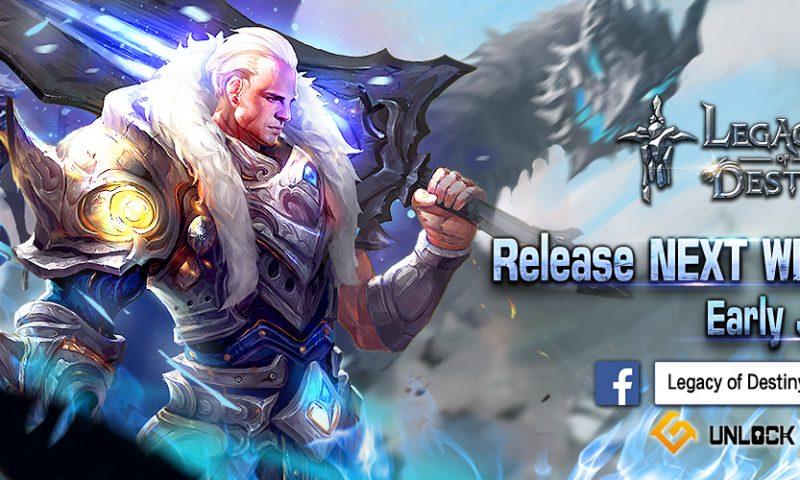 Legacy of Destiny เกมมือถือแนว MMORPG เตรียมลุยไทยต้นเดือนหน้า