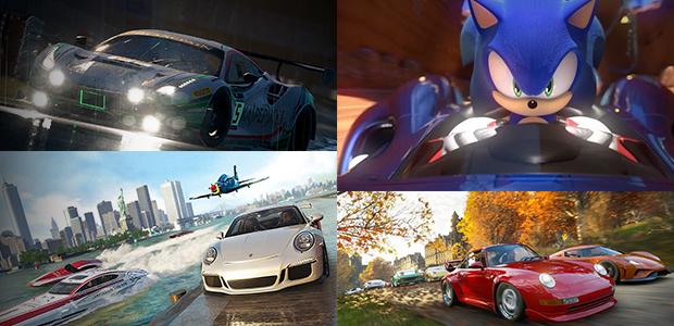 เก็บตก E3 2018 รวมเกมแข่งรถน่าเล่น คนรักความเร็วห้ามพลาด