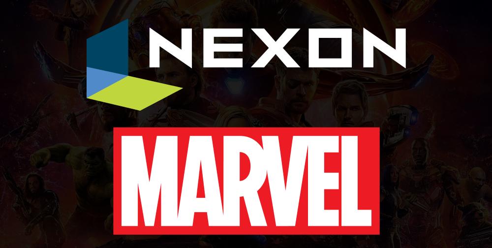 Nexon x Marvel