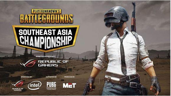 ระเบิดศึก PUBG SEA Championship หา 4 ทีมสุดท้ายเข้าชิงตัวแทนประเทศไทย