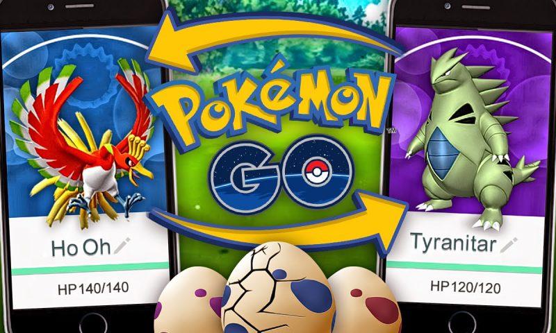 สิ้นสุดการรอคอย Pokémon GO เปิดให้เทรดโปเกม่อนกับเพื่อน
