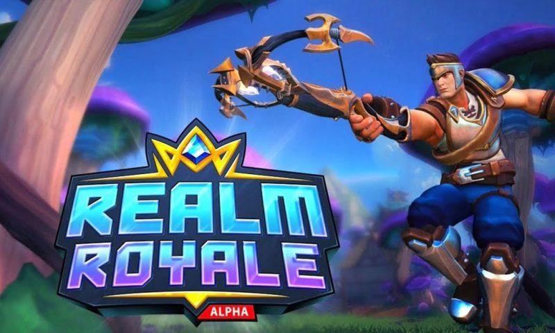 Realm Royale ข้อมูลสกิลของคลาสทั้ง 5 กุญแจที่นำไปสู่ชัยชนะ