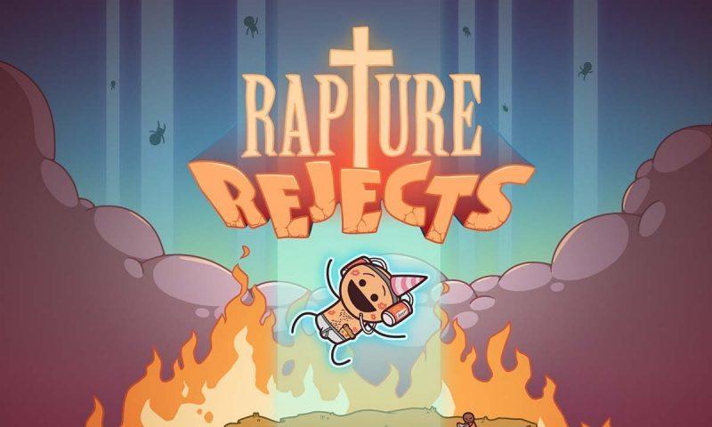Rapture Rejects เกมแนว Battle Royale ฉบับการ์ตูน C&H