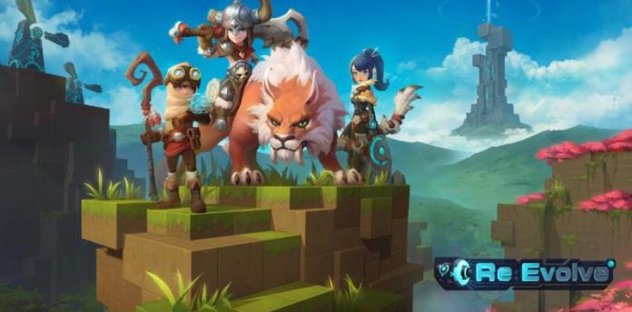 ReEvolve เกม Sandbox MMORPG น้องใหม่สุดท้าทายจาก Perfect World