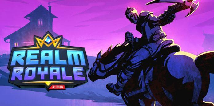 เปิดให้เล่นแล้ว Realm Royale เกมยิงเอาตัวรอดมาใหม่ สร้างอาวุธเองได้