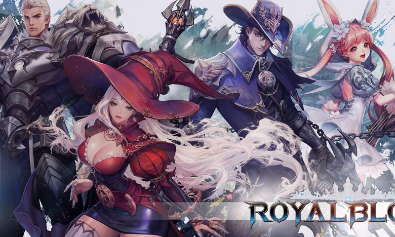 Royal Blood เปิดระบบปรับแต่ง ยลโฉมคอสตูมสุดมุ้งมิ้ง