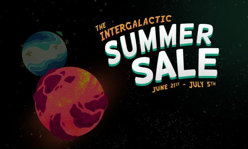 เริ่มแล้วเทศกาลลดราคา Steam Summer Sale 2018