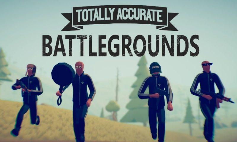 TABG เกมล้อเลียนแนว battle royale สุดฮาเสี่ยงโดนฟ้อง!